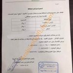 New Rate List For Barber, Laundry Shops Hotels And Slaughter houses Saudi Arabia