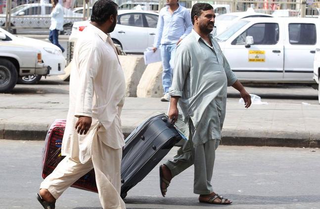 Pakistani Driver Demands Inheritance from his Millionaire Saudi Wife