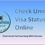 CHECK UMRAH VISA STATUS ONLINE