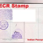 What Does ECR and ECNR Stands for in Indian Passports?