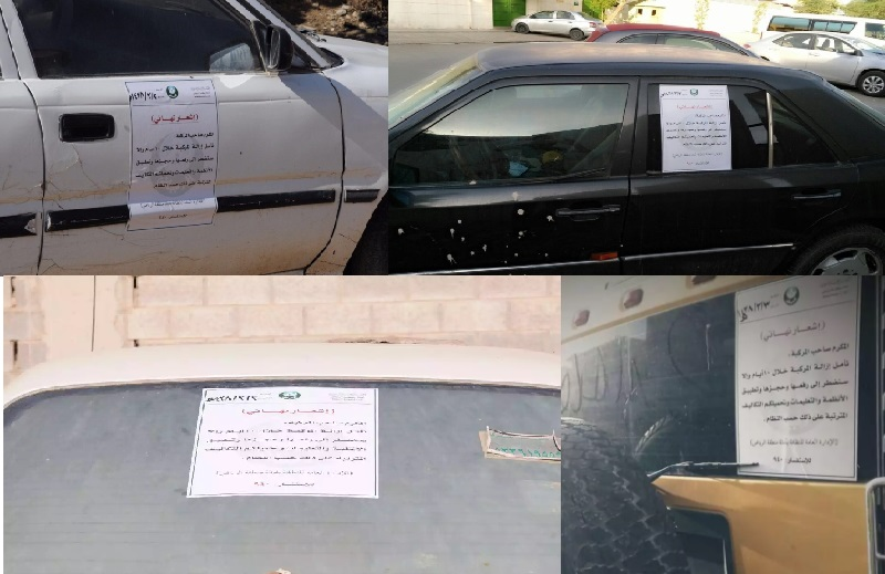 riyadh-stalled-cars-warning