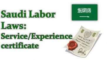 saudi-expirence-certificate