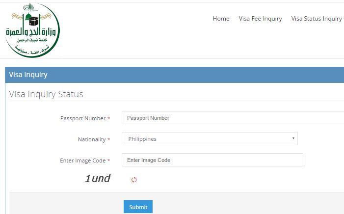 umrah-visa-status-check-online