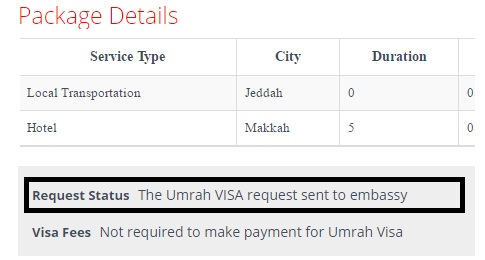 check-umrah-visa-fee