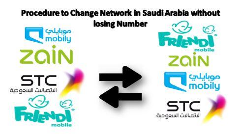 Guide to Changing Sim Network in Saudi Arabia