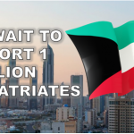 KUWAIT TO DEPORT 1 MILLION EXPATRIATES