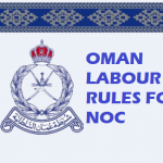OMAN LABOUR LAW RULES FOR NOC