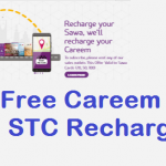 CAREEM FREE TRIP OFFER WITH SAWA STC RECHARGE