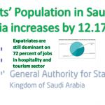 Rise in Expatriate Population in Saudi Arabia