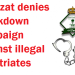 JAWAZAT REFUSES CAMPAIGN AGAINST ILLEGAL EXPATRIATES