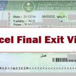 Cancel Khrooj Nahi Final Exit of in Saudi Arabia