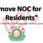 """Remove NOC for GCC Residents"" MENA Economist"