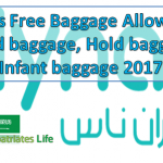FREE BAGGAGE ALLOWANCE ON FLYNAS FLIGHTS