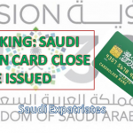 SAUDI GREEN CARD CLOSE TO BE ISSUED