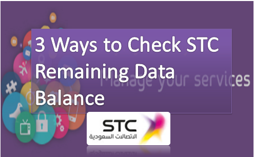 3 Ways to Check STC Remaining Data Balance