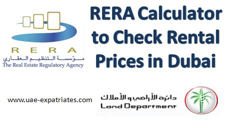RERA Calculator to Check Rental Prices in Dubai