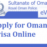 Apply for Oman Evisa Online