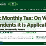 Expat Monthly Tax: On What Dependents it is Applicable?