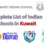 Complete List of Indian Schools in Kuwait