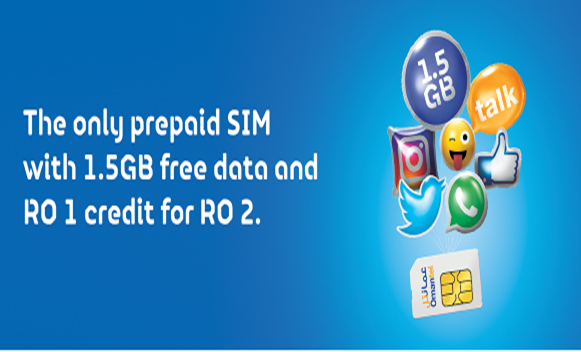 Omantel New Sim With Free Data