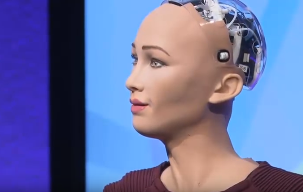 Saudi Arabia Grants Citizenship to Robot
