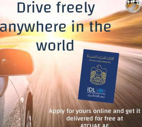 International Driving License Center dubai