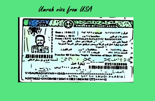 How to Apply for Umrah Visa from USA