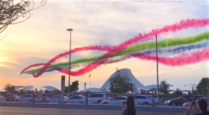 Air show Abu Dhabi 2019|| UAE national day celebration