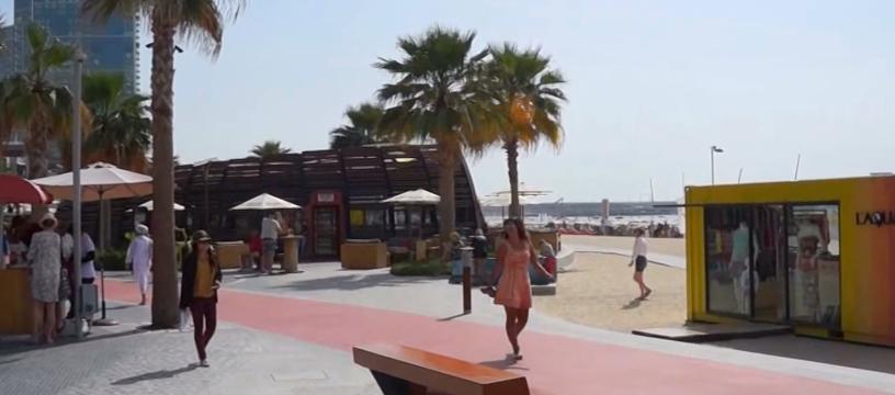 7 Best beaches in Dubai