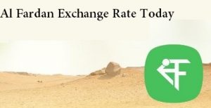 al fardan exchange rate today
